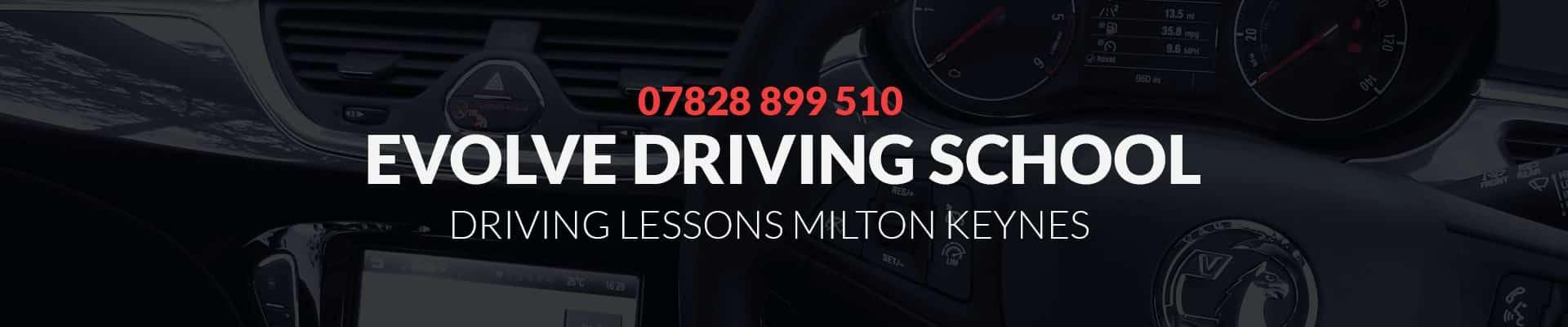 milton keynes driving lessons help banner