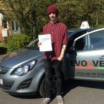 Robin stanley driving test pass