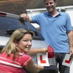 private driving lessons banner