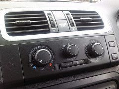 air conditioning dashboard