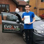 Alex main first time test pass
