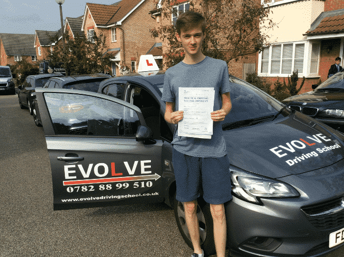 bletchley driving test centre pass