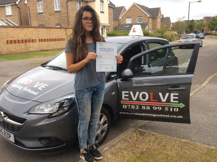 intensive driving lessons milton keynes test pass
