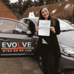 fiona stevenson first time pass