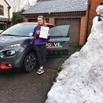 chantelle first time pass
