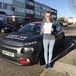 emma daniell test pass