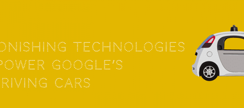 10 technologies of google self-driving cars.